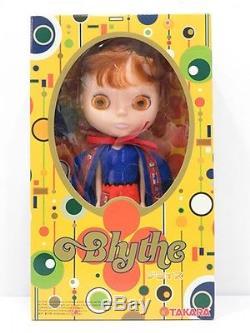 2001 Neo Blythe Doll BL-5 Kozy Kape Inspired Early Model TAKARA