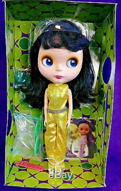 2001 Neo Blythe Takara All Gold in One NIB BL-4 Never Displayed All Access BIN