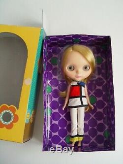 2001 neo Blythe BL Mondrian doll