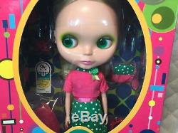 2002 Takara Tomy ToysRus Exclusive Neo Blythe Doll Dottie Dot NEW MINT IN BOX