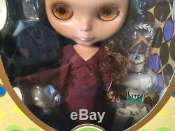2003 Takara Neo Blythe 12 Doll Cinnamon Girl EBL-7 NEW IN BOX