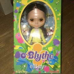2004 Takara Neo Blythe 12 Doll TRU-EX6 Birdie Blue