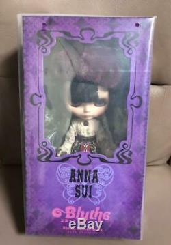 Anna Sui Blythe CWC Limited Neo Blythe Adores Anna Figure Doll Collectible dress