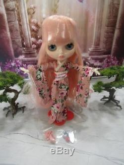Blythe Bjd Doll Blythe In Kimono Outfit-stand And More New, Neo