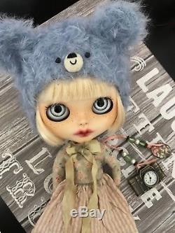 Blythe By EmmyBlythe XS PN Body Nude Custom OOAK Neo