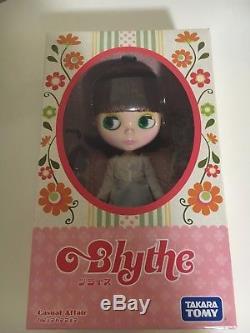 Blythe Casual Affair Neo Blythe 12 Doll TAKARA TOMY NRFB (2009)