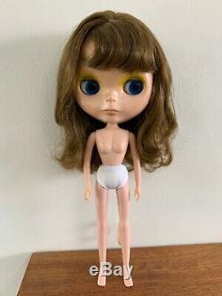 Blythe Doll Aztec Arrival Inspired BL 6 Takara Tomy Neo Blythe 2002