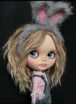 Blythe Doll By BelBly Neo Doll With Alpaca Re-Root Licca Body