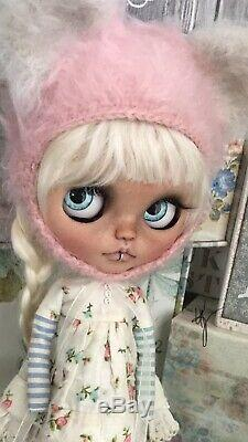 Blythe Doll Custom 2018 Neo FREE Shipping Today OOAK Licca Tan Body