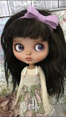 Blythe Doll Custom BlythebyCihui 2019 Neo OOAK Reroot Joint Body