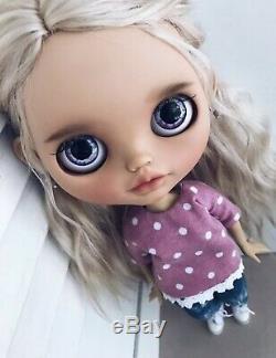 Blythe Doll Custom Silva Blythe 2019 Neo OOAK