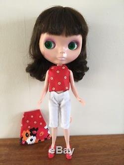 Blythe Doll Fancy Pansy EBL Takara Neo Blythe