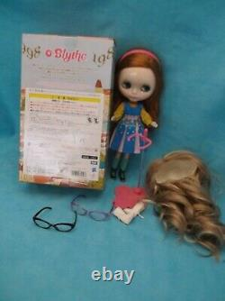 Blythe Takara Tomy Doll-Neo Phoebe Maybe-2010-with Extra Accessories-USA Seller