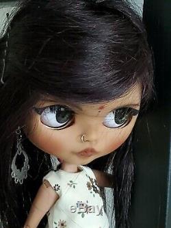 Blythe doll custom ooak NEO