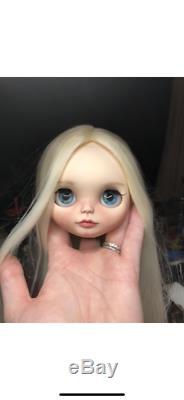 Blythe doll neo custom made