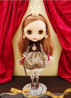 Brand New Japan Neo Blythe Doll Mademoiselle Chocolatel de Q-pot Limited version