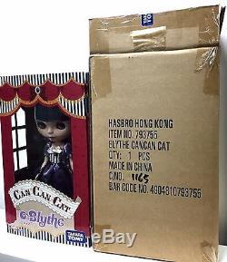 Brand New Unopened Neo Blythe Doll Can Can Cat Blythe dal Pullip