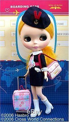 Brand New Unopened Neo Blythe Doll Feel The Sky Blythe dal Pullip