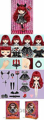 CWC Exclusive Hasbro Takara 12 Neo Blythe Doll Devi Delacour