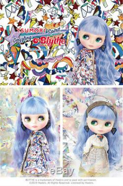 CWC Exclusive Neo Blythe Doll Tsumori Spirit Dazzling Blythe