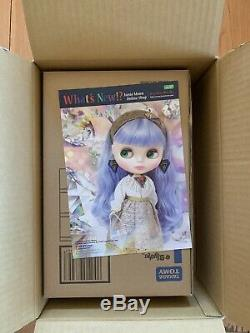 CWC Exclusive Neo Blythe Doll Tsumori Spirit Dazzling Blythe f/s japan blue hear