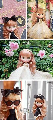 CWC Exclusive Takara 15th Anniversary 12 Neo Blythe Allegra Champagne
