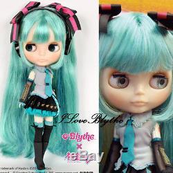 CWC Exclusive Takara Neo Blythe doll Eclectic Super Idol Hatsune Miku
