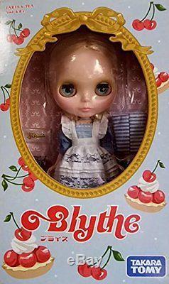 CWC Limited Neo Blythe Neo BlytheTarts & Tea Doll Figure F/S NIB Japan RARE