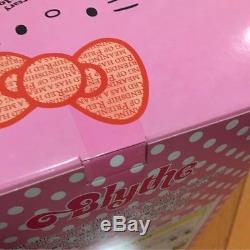 CWC Limited Neo Blythe Ribbonetta Wish x Hello Kitty RARE Takara Tomy Japan F/S