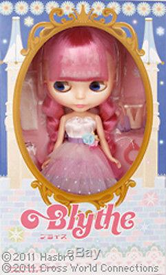 CWC TAKARA Exclusive Neo Blythe Doll Snowflake Sonata