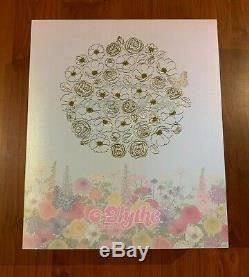 CWC Takara Exclusive 16th Anniversary Neo Blythe Garden of Joy