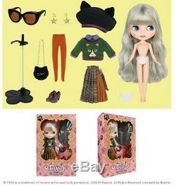 CWC Takara Tomy Neo Blythe Doll Ailurophile Style 12 1/6 Fashion Doll