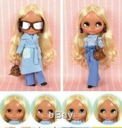 CWC Takara Tomy Neo Blythe Doll Asha Alvira 12 1/6 Fashion Doll