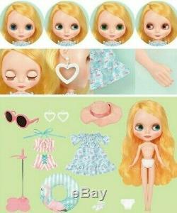 CWC Takara Tomy Neo Blythe Doll Fani Flamingo 12 1/6 Fashion Doll