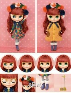 CWC Takara Tomy Neo Blythe Doll Patty Patch 12 1/6 Fashion Doll