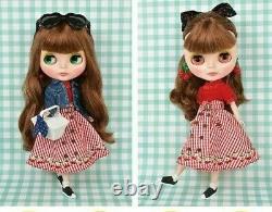 CWC Takara Tomy Neo Blythe Doll Picnic Al Fresco 12 1/6 Fashion Doll