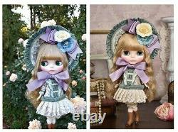 CWC Top Shop Exclusive Takara Tomy Neo Blythe Doll Clearly Claire 12 1/6