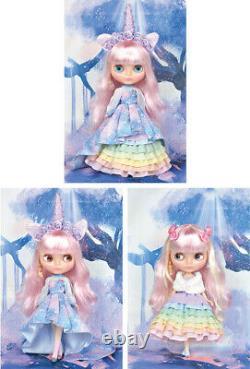 CWC17th Anniversary Neo Blythe Doll Unicorn Maiden NEW