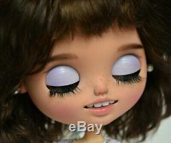 Cherry, Neo Blythe custom OOAK