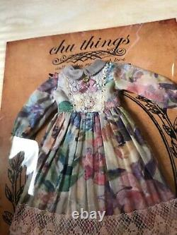 Chu Things Lovely flowers dress for Neo Blythe! Ship within the US