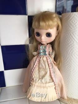 Cinderella Limited Edition Neo Blythe Doll Retro Fashion