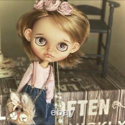 Custom Blythe Neo OOAK Doll Pure Neemo Joint Body Takara