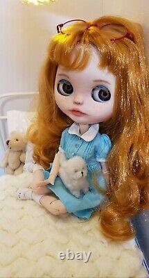 Custom Fake Blythe Doll OOAK NEO