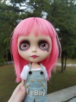 Custom Happibug Guava OOAK Takara Neo Blythe Doll