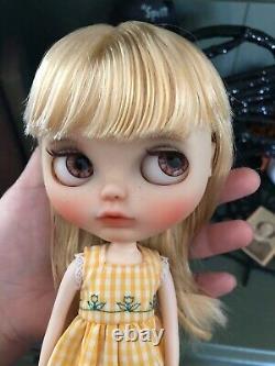 Custom Neo Blythe Doll By Hillevi Workshop