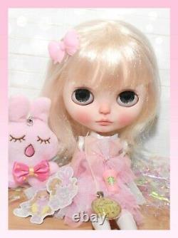 Custom Neo Blythe Doll SCoLaDolls SCoLa OOAK Jillian's Dream Takara Tomy