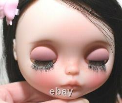 Custom Neo Blythe Doll SCoLaDolls SCoLa Translucent Dress OOAK Takara Tomy