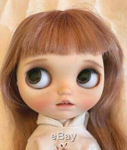Custom Neo Blythe Doll by Honey Tree Original Takara Veronica Lace