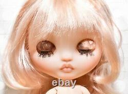 Custom Neo Blythe Doll by MARYWIND OOAK Puppelina Pure Neemo Takara Tomy