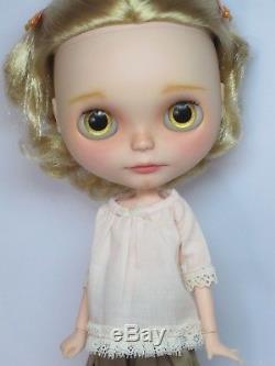 Custom Ooak Neo Blythe Doll Kelly